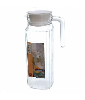 Кувшин прозрачный Luminarc Квадро 1,1 л