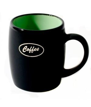 Кружка с надписью кофе Domenik Эфиопия 350 мл