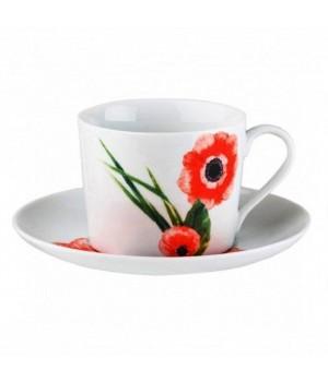 Чайный сервиз Blooming 250 мл Domenik