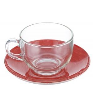 Чайный набор Люмиарк строумания ред