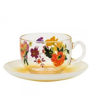 Чайный сервиз Luminarc Мариса Оранж