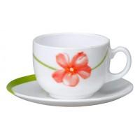 Чайный сервиз розовый Свит Импершн