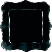 Десертные тарелки Luminarc Отантик Блэк, квадратные 20,5 см