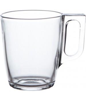 Кружка прозрачное стекло Luminarc Нуэво 250 мл