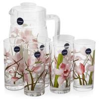 Набор питьевой Iuminarc Красная орхидея