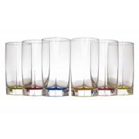 Набор стаканов Luminarc Стерлинг Брайт Колорс 330 мл