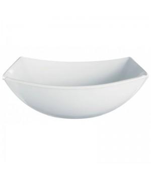 Салатник Квадрато 24 см белый Luminarc