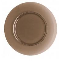 Тарелка десертная Luminarc Амбьянте Эклипс, L5087, коричневый, диаметр 19,6 см