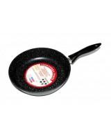 Сковорода Гриль Наша посуда Мрамор 28 см