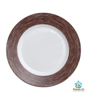 Десертные тарелки Luminarс Колор Дэйс шоколад