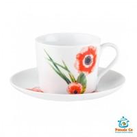 Сервизы чайные столовые Blooming 250 мл