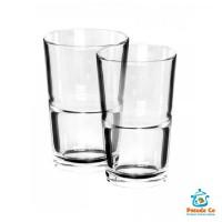 Набор стаканов 6 шт 350 мл ударопрочное стекло Luminarc Месин