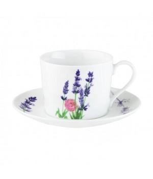 Чайный сервиз Lavender Blade 250 мл, Domenik
