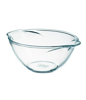 Стеклянная миска Pyrex Винтаж