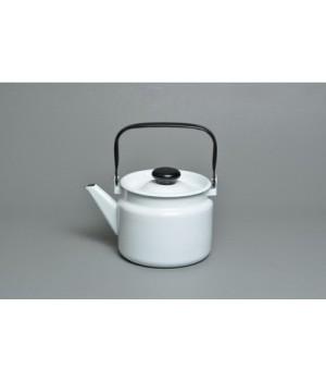 Чайник эмалированный 2,0 л с рисунком