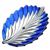 Блюдо большое Walther Glas Barca blau