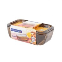 Масленка Luminarc 17х10.5 см дымчатая