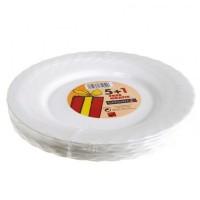 Набор обеденных тарелок Luminarc Трианон 5+1