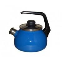 Синий чайник со свистком Ocean 2 литра