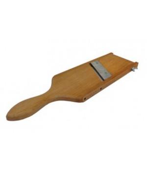 Шинковка деревянная бук 375х105х20 мм