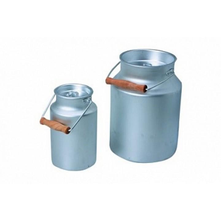 Бидон алюминиевый 10 л с крышкой Демидовский завод