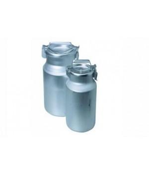 Бидон алюминиевый 10 л с плотной крышкой Демидовский завод