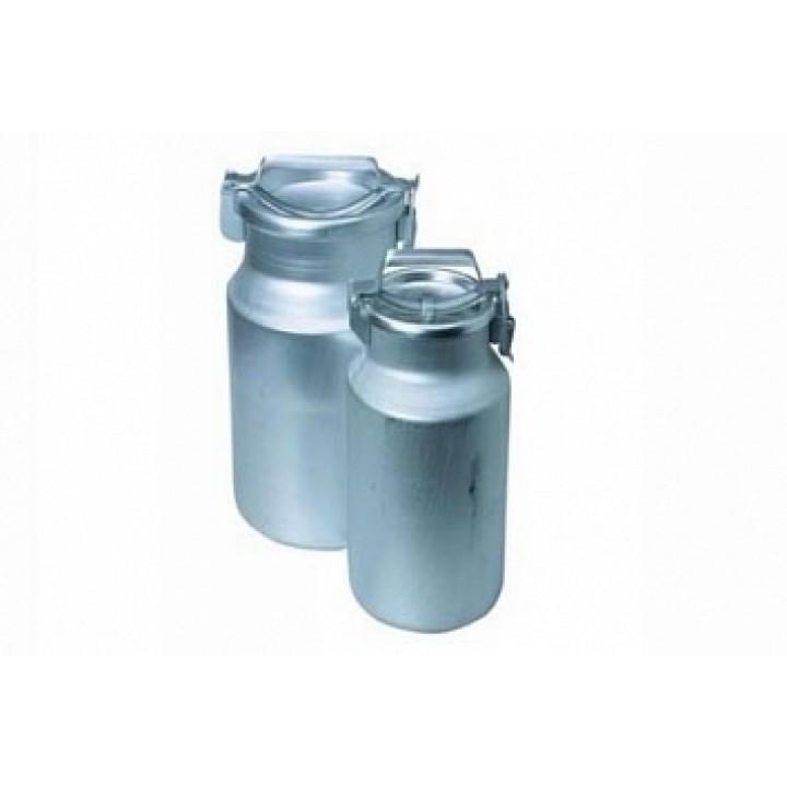 Бидон алюминиевый 18 л с плотной крышкой Демидовский завод