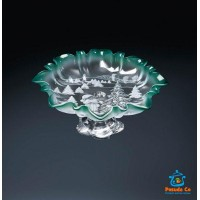 Блюдо Walther Glas New Year Satin Green