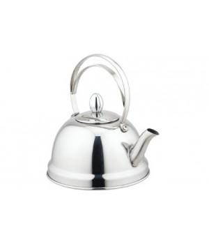 Чайник заварочный нержавейка 0,7 л металлик
