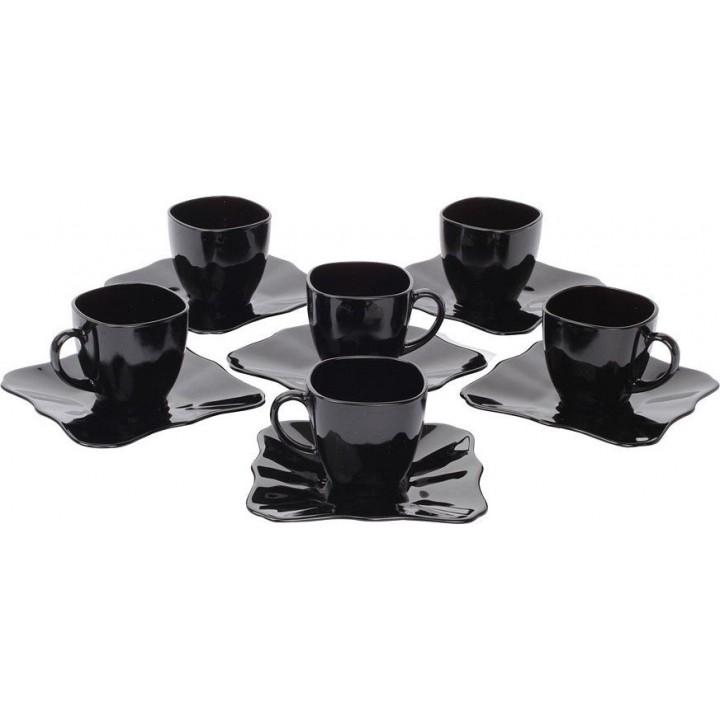 Чайный сервиз Authentic Black черный