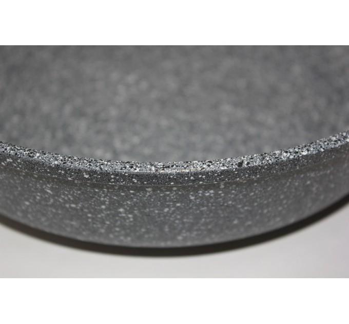Сковорода Гранит 28 см Наша Посуда со съёмной ручкой