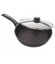 Сковорода 26 см Наша Посуда Мрамор