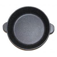 Жаровня 32 см Наша Посуда Мрамор