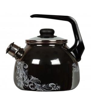 Чайник со свистком 3,0 л Iseberg Vitross